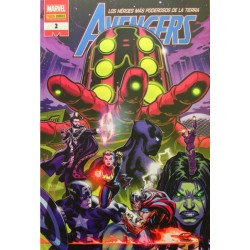 Comic, Avengers, N.2