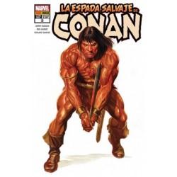 Comic, La Espada Salvaje de Conan, N.2