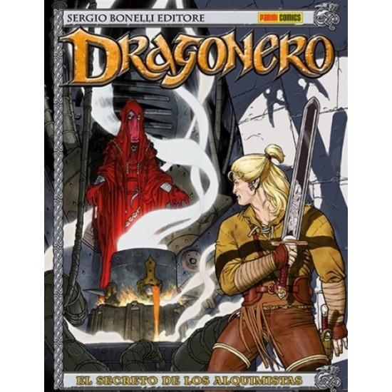 Comic, Dragonero, N.2