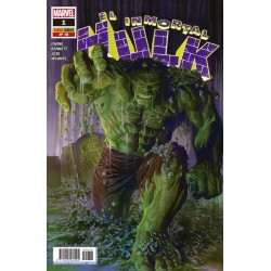 Comic, El Inmortal HULK, Vol.1