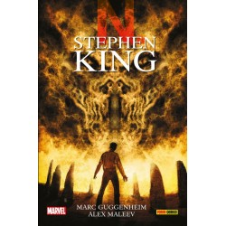 "Comic, Stephen King ""N"""