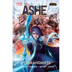 Comic, League of Legends - ASHE