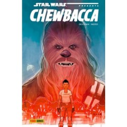 Comic, Star Wars: Chewbacca