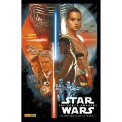 Comic, Star Wars: El Despertar de la Fuerza