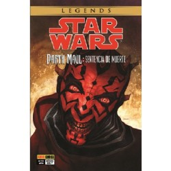 Comic, Star Wars: Darth Maul - Sentencia de Muerte