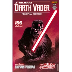 Comic, Star Wars: Darth Vader Nueva Serie, N.1