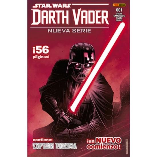 Comic, Star Wars: Darth Vader Nueva Serie, N.1